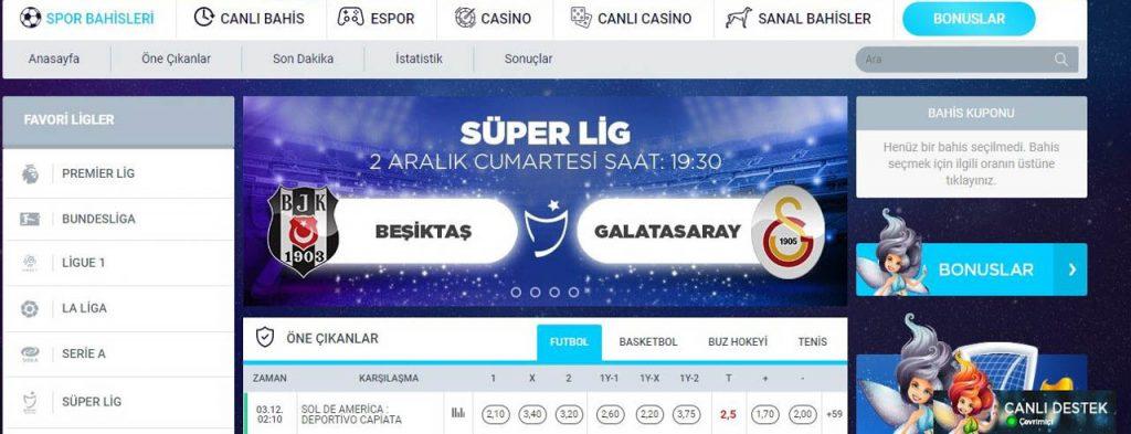 Samsunspor İddaa Şampiyonluk Oranı